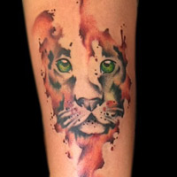 Cat Tattoo - Lauren Miller